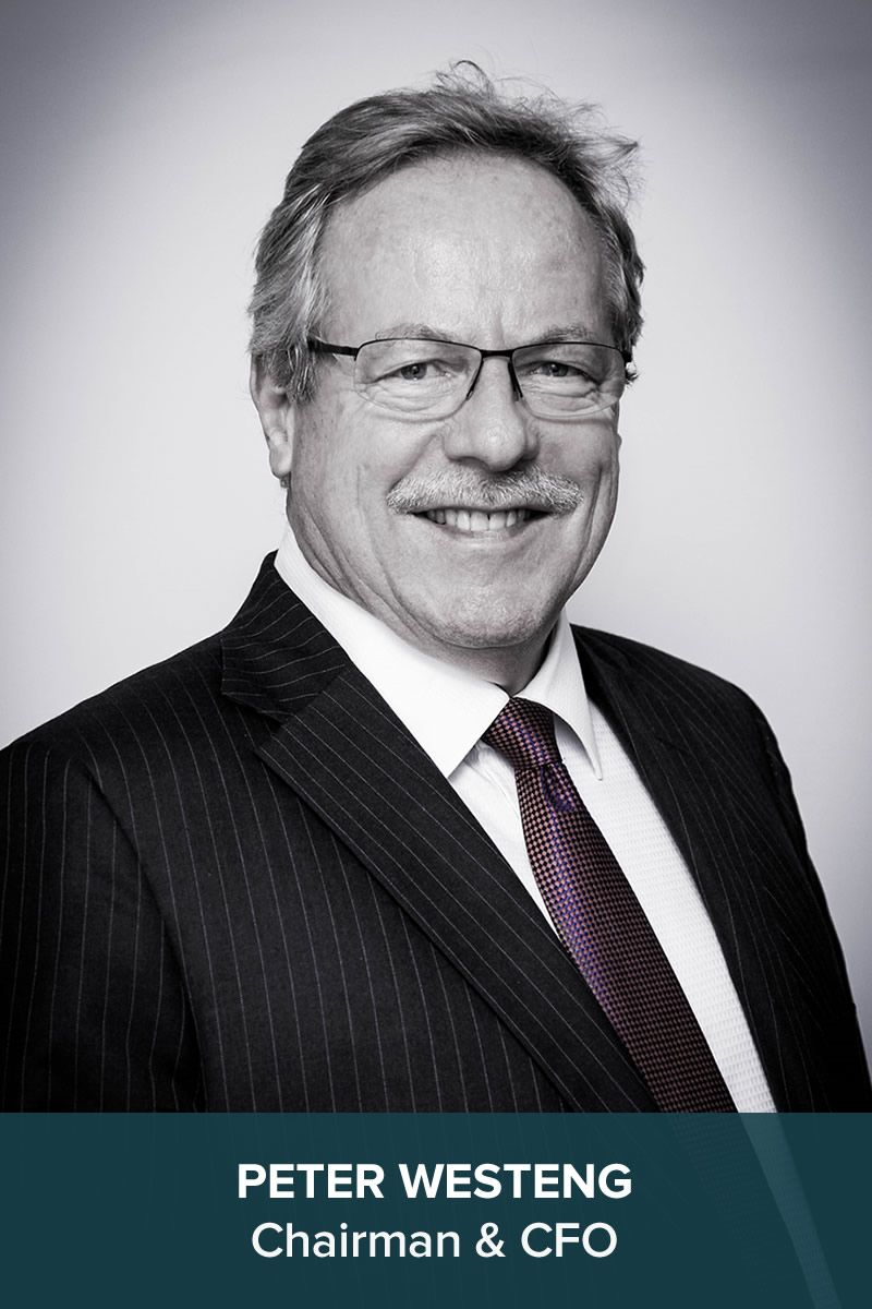 Peter Westeng - Chairman and Managing Director