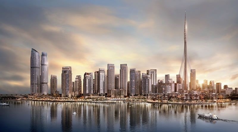 Dubai Creek Harbour featured project image