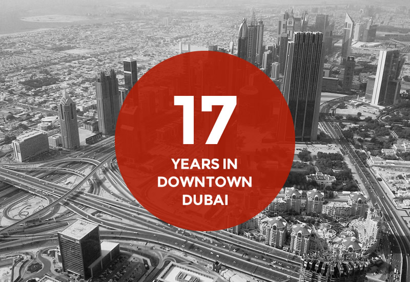 17 years in Dubai