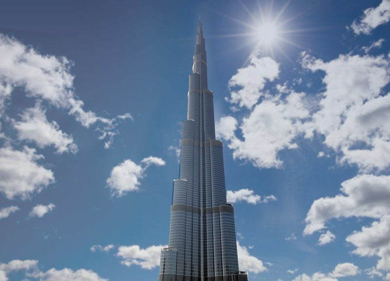Burj Khalifa featured project image