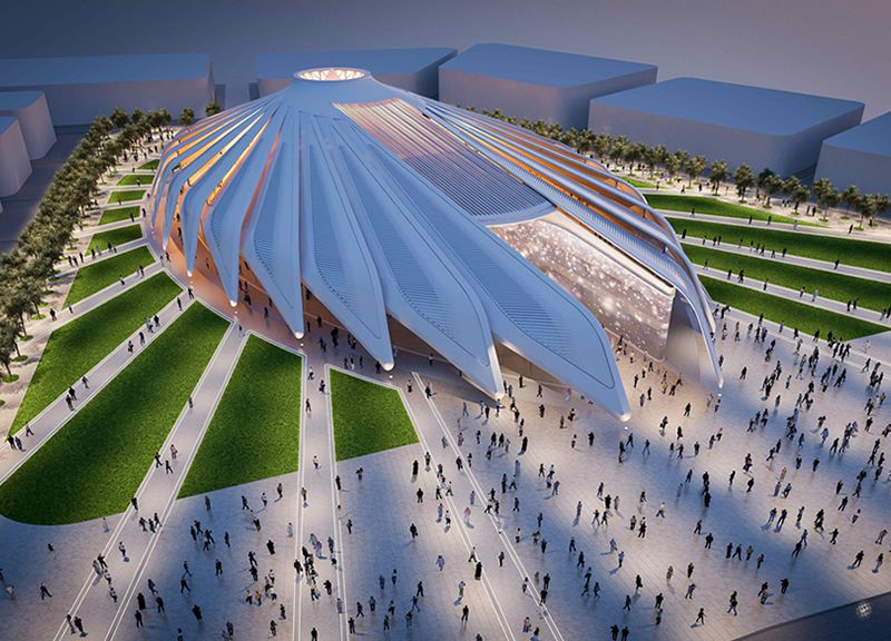 Expo 2020 UAE Pavilion featured project image