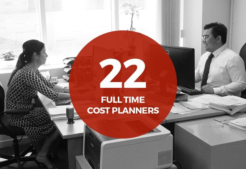 22 full time cost planners image