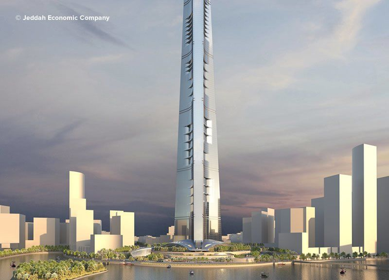 Jeddah Economic Project featured project image