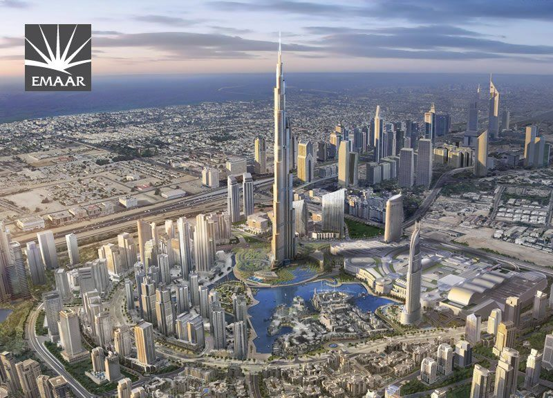 Downtown Dubai featured project image
