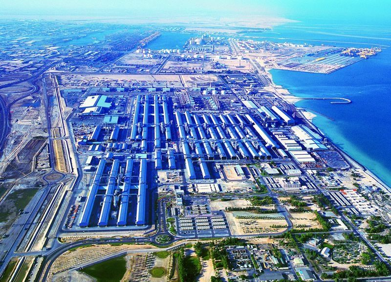 Dubai Aluminium featured project image