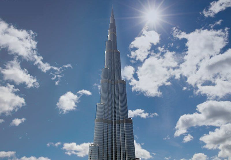 success of burj khalifa project The design of the burj khalifa rep-  the design and construction of the world's tallest building: the burj khalifa, dubai  the project included.