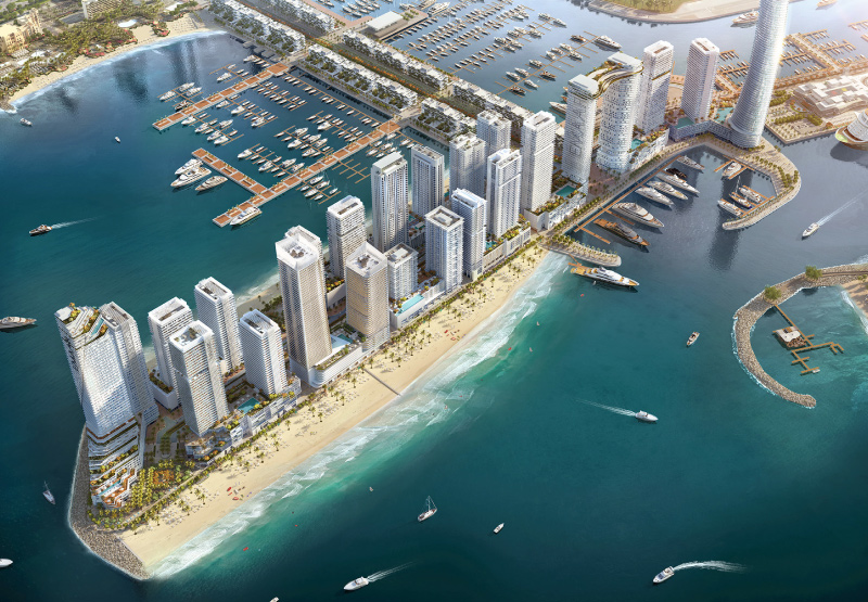 Emaar Beachfront DCP